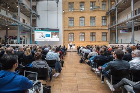Digital Innovators Summit 2019. In diesem Jahr sollte die internationale Digitalkonferenz am 24. und 25. März in Berlin stattfinden. Wegen der Corono-Problematik wurde der Termin verschoben. Foto: Ole Bader